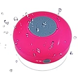Mosos Bluetooth Wireless Waterproof Shower Speaker