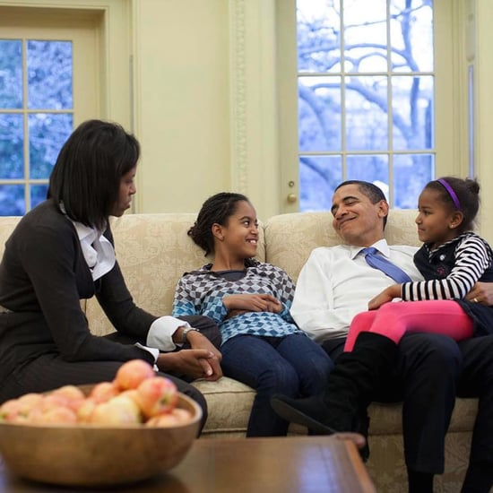 Pete Souza's Best Photos of the Obama Family
