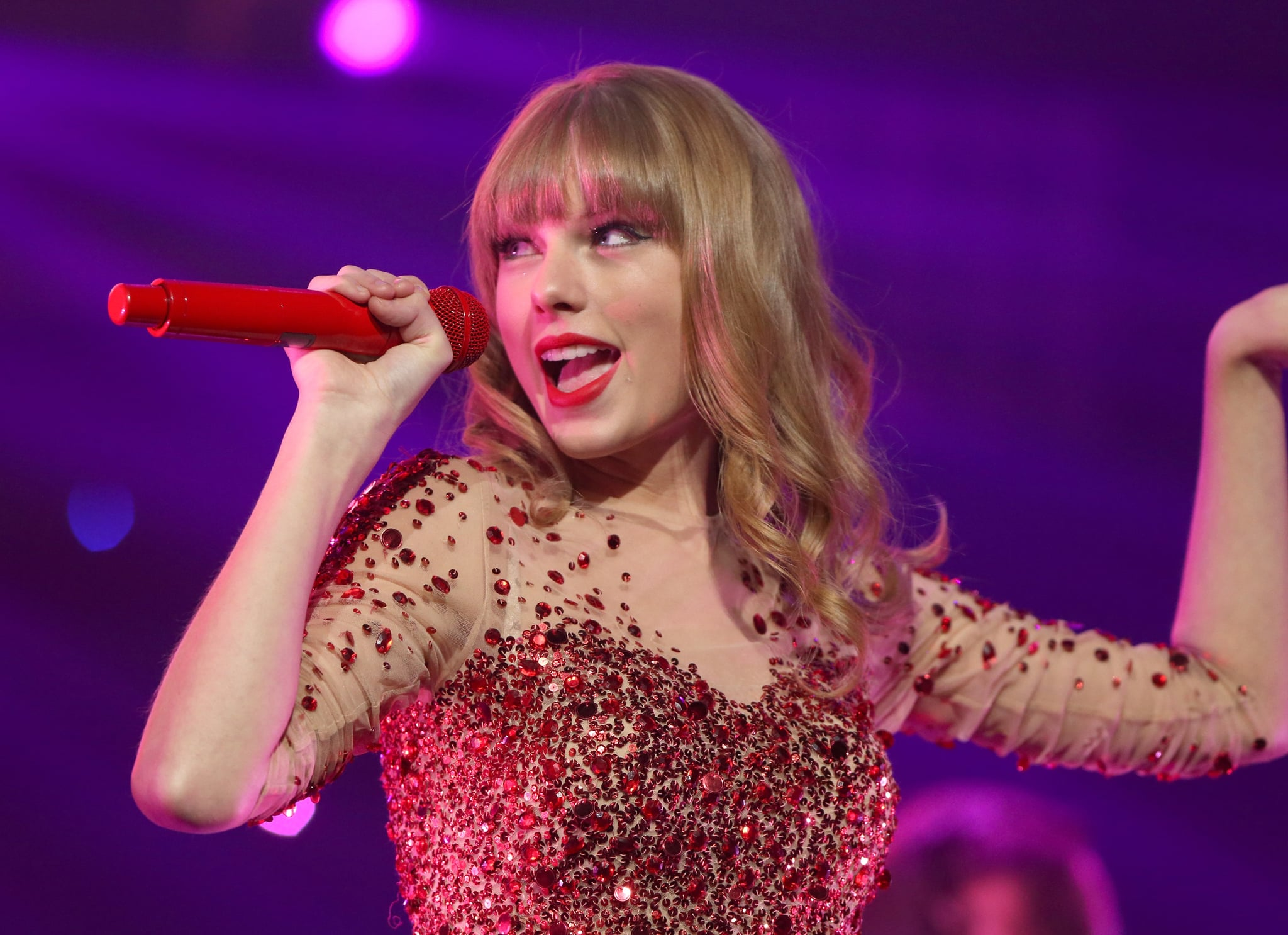 Taylor Swift Teases Red Vault Songs in Coded Video - Every ...