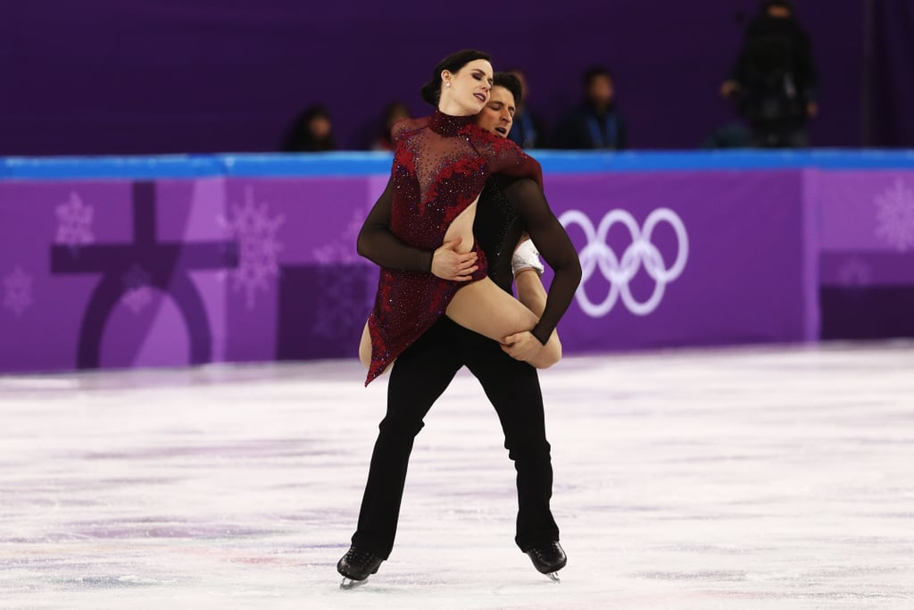 2018 Olympics Team Event Free Dance