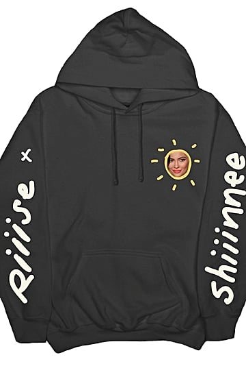 """Kylie Jenner Is Selling """"Rise and Shine"""" Hoodies"""