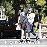 Robert Pattinson and Kristen Stewart Together in LA | Photos