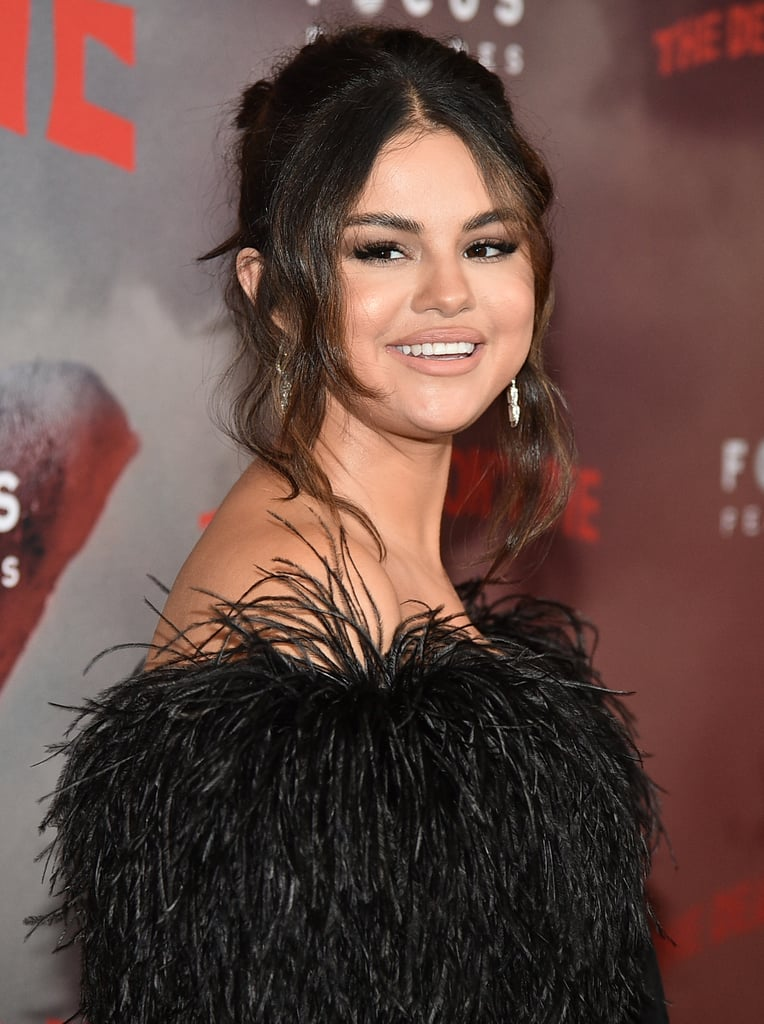 "From one project to the next! Selena Gomez walked the red carpet for The Dead Don't Die premiere on June 10 in NYC, and took the opportunity to reveal her new album is complete.  ""Yes! It's finally done,"" the 26-year-old actress and singer told Entertainment Tonight, when asked about her music. Selena has been teasing fresh tunes since February, when she posted an Instagram video of herself in the studio. She also recently collaborated with J Balvin on the song ""I Can't Get Enough"" and with friend Julia Michaels on ""Anxiety."" While we await an official date on Selena's music, get excited about her star-studded film, in theatres on June 14. Director Jim Jarmusch's movie is unlike any other project we've seen from Selena before, and centres around a town overrun by zombies. Selena previewed the movie last month at the Cannes Film Festival, along with her costars Adam Driver, Austin Butler, Tilda Swinton, Bill Murray, and Chloë Sevigny. Keep reading to see more snaps of Selena at the NYC premiere.       Related:                                                                                                           Selena Gomez Visits Fans and Competes in a Softball Game For Children's Mercy Hospital"