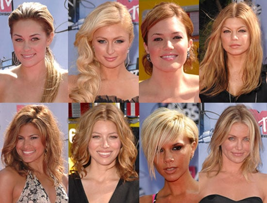 MTV Movie Awards Beauty Poll: Who Had the Best Nude Lips?