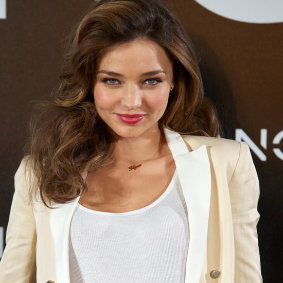 Miranda Kerr Pictures at Mango Photo Call in Madrid