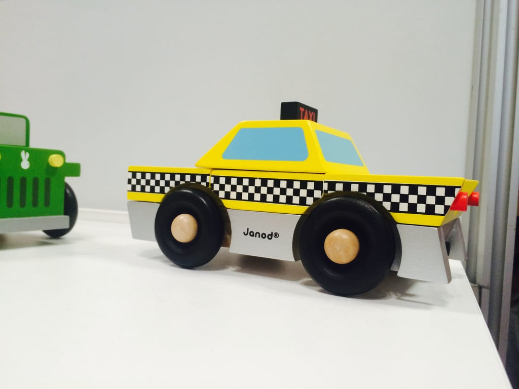 Janod Magnetic Taxi