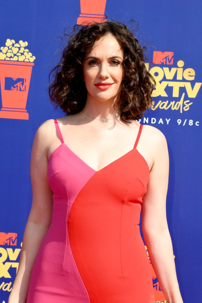Kate Siegel at the 2019 MTV Movie and TV Awards