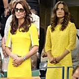 When Yellow Was the Winner For Watching Tennis