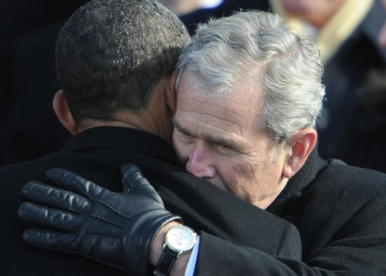 Briefing Book! Obama Gave Bush an Iraq Courtesy Call