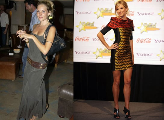 Photos of Sienna Miller's Style from Boho to Twenty8Twelve