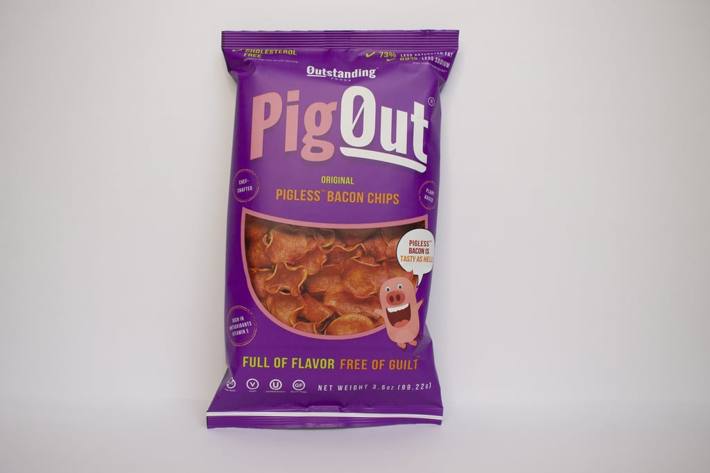 Original PigOut Pigless Bacon Chips
