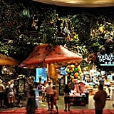Rainforest Cafe at MGM