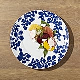Crate & Barrel Indigo Vine Dinner Plates
