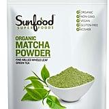 Sunfood Superfoods Organic Matcha Powder