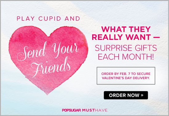 Give a Must Have Box and Secure Valentine's Day Delivery!