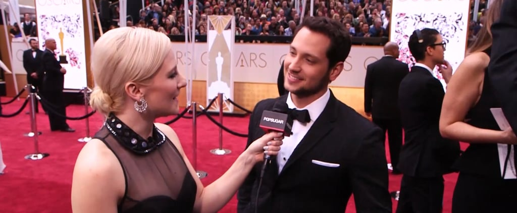 Matt McGorry Interview at the Oscars