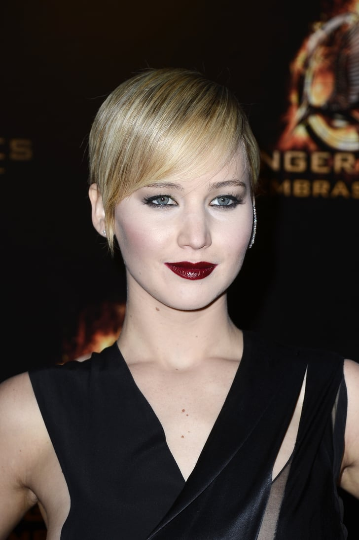 Jennifer Lawrence S Sleek Pixie Jennifer Lawrence S Best