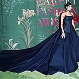 Green Carpet Fashion Awards 2019 Red Carpet