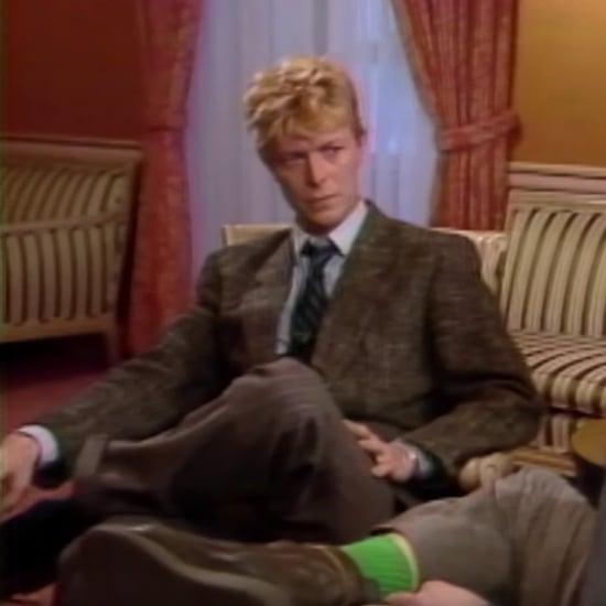 David Bowie's 1983 MTV Interview