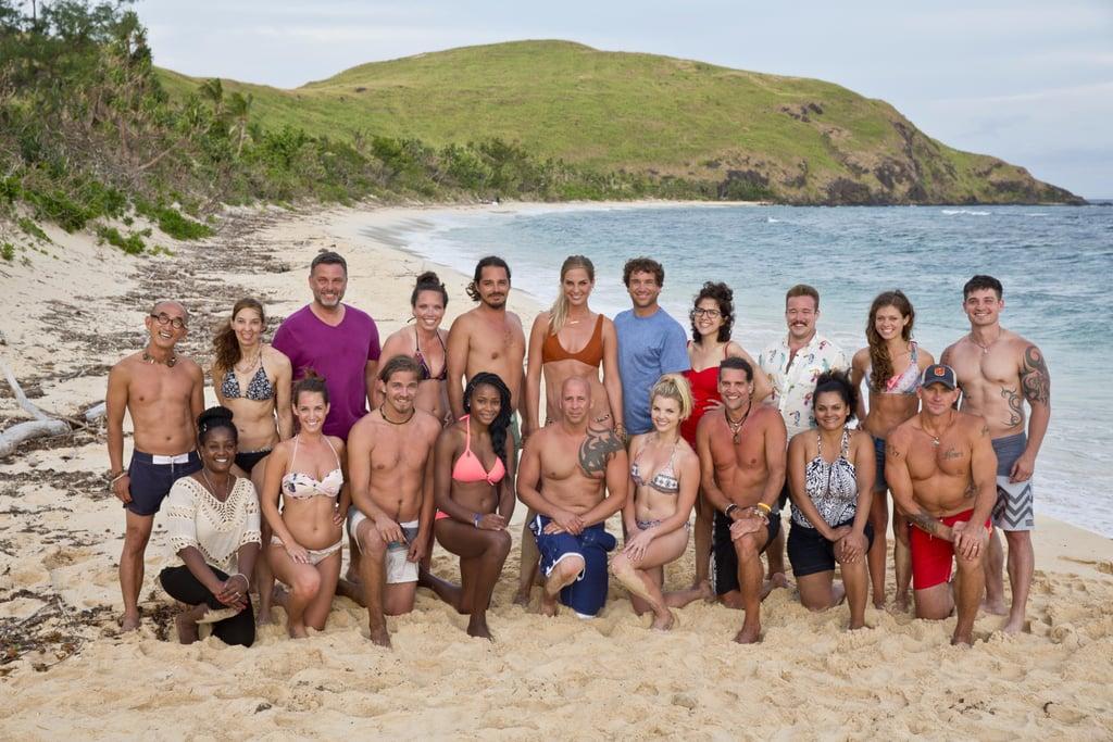Survivor Season 34 Cast 2017