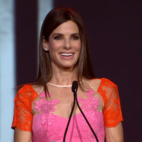 Sandra Bullock Palm Springs Film Fest Speech (Video)