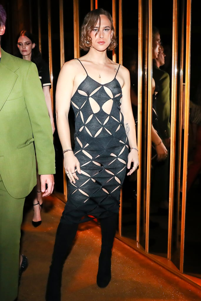 Tommy Dorfman at the 2021 Met Gala Afterparty