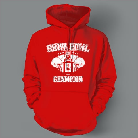 Shiva Bowl Hoodie ($25)