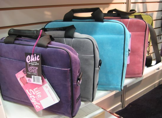 Macworld 2008: Melissa Beth Laptop Bags Are a Breath of Fresh Air