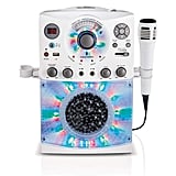 For 7-Year-Olds: Singing Machine Bluetooth Karaoke System