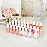 40-Bottle Acrylic Nail Polish Riser