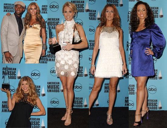 2007 American Music Awards Winners