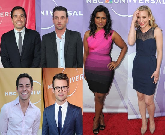 NBC Universal Stars Walk the Red Carpet and Share Secrets From the Upcoming Season 2010-08-01 10:15:00