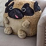 Plush Pillow Pug ($45)