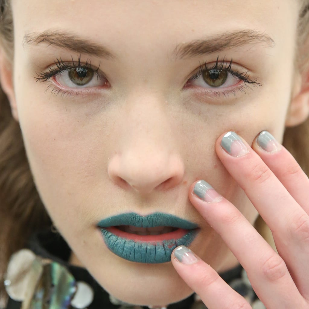 Gel Nail Polish Trends: Fashion Week Fall 2013