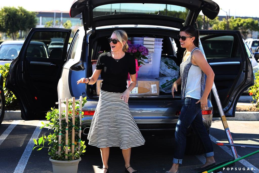 Naomi Watts Goes Shopping at Home Depot in LA   Photos