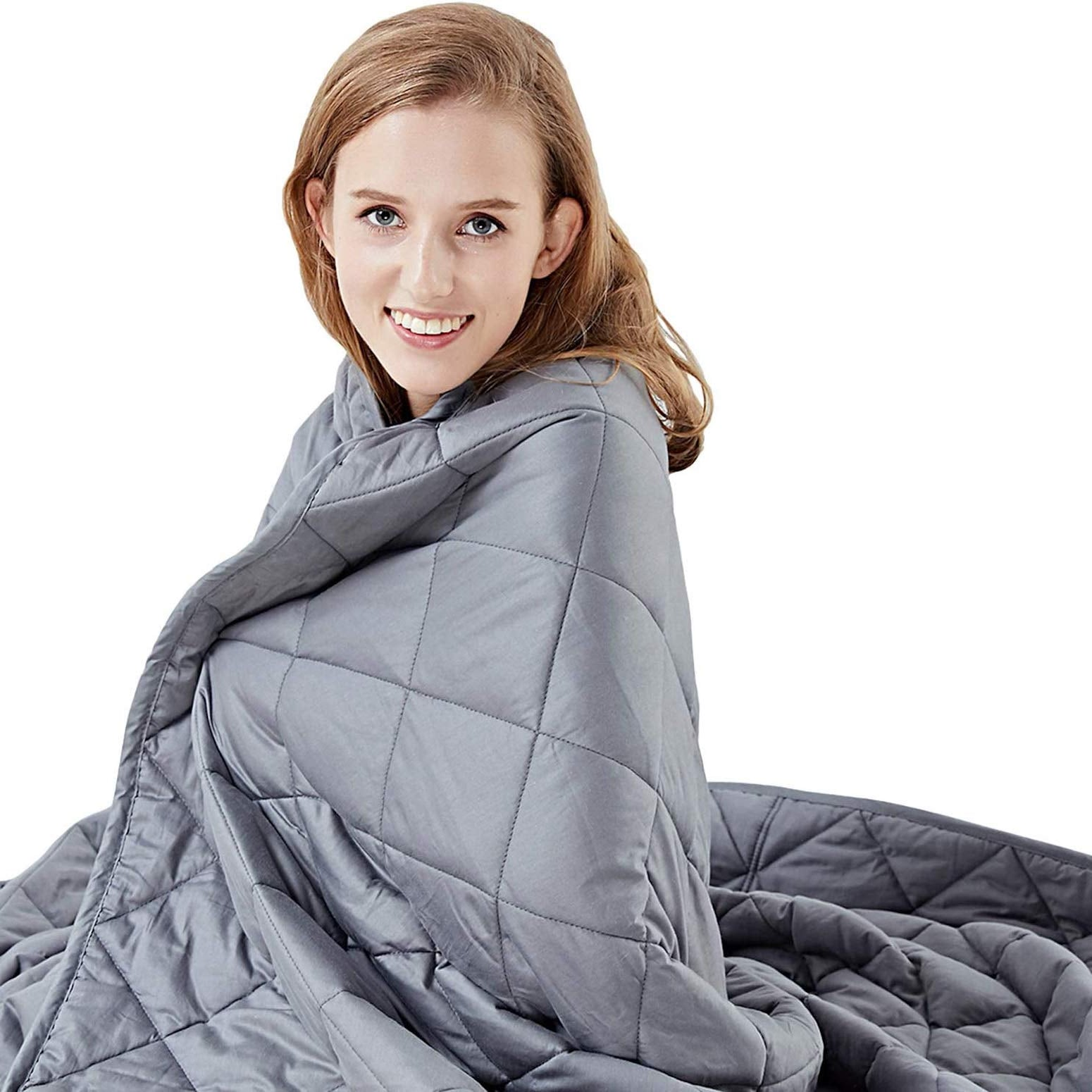 Weighted Blanket Black Friday Sale On Amazon 2019 Popsugar Fitness