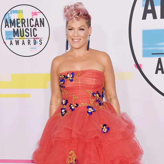 Pink Talks About Christina Aguilera's AMAs Performance