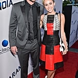 Miley Cyrus supported Liam Hemsworth at the premiere of Paranoia in LA back in August 2013. It was the couple's last public appearance together.