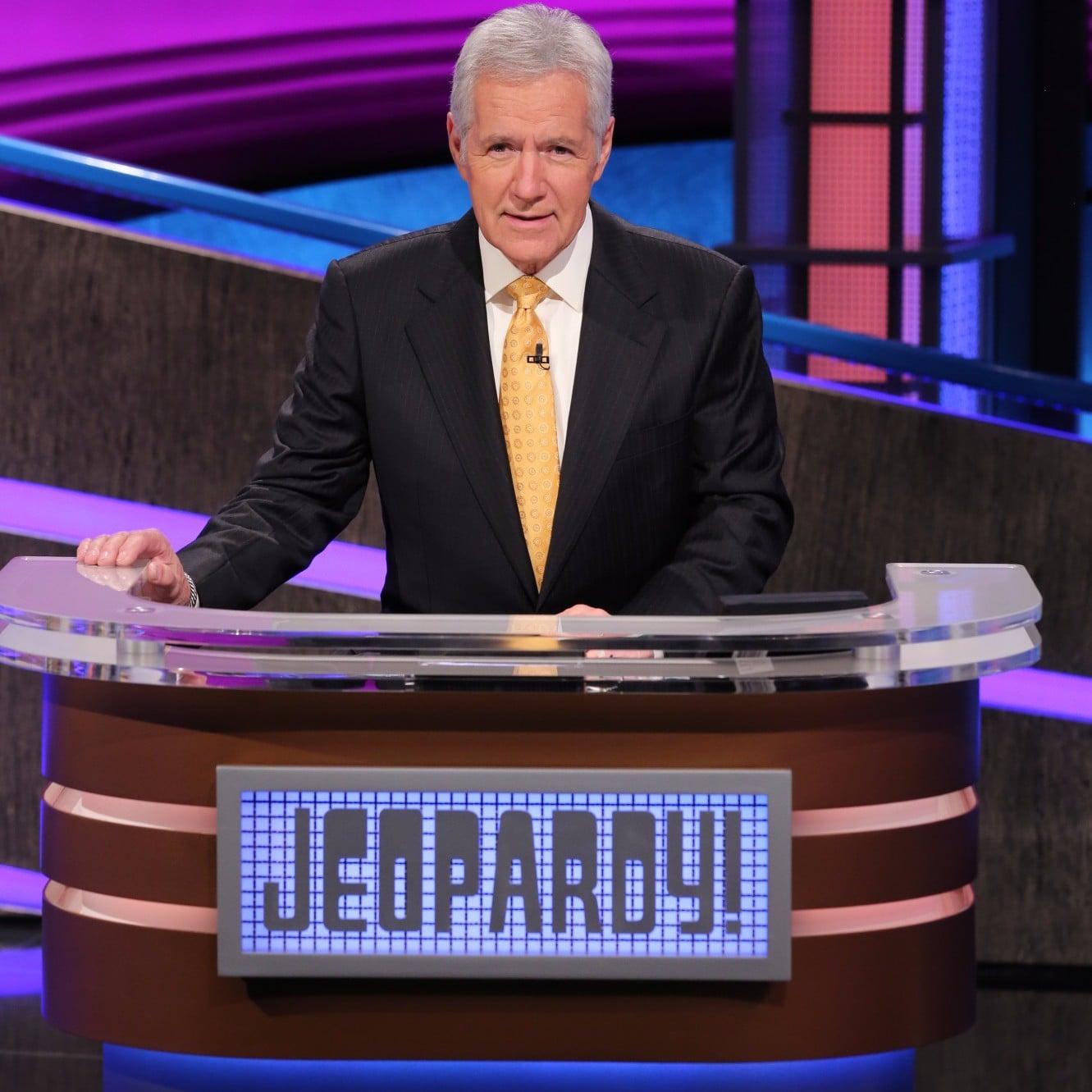 Alex Trebek Hates Nerdcore on Jeopardy   POPSUGAR Entertainment