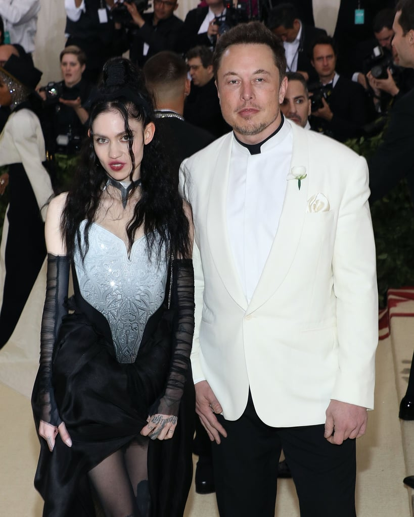 Are Elon Musk and Grimes Dating? | POPSUGAR Celebrity Photo 7