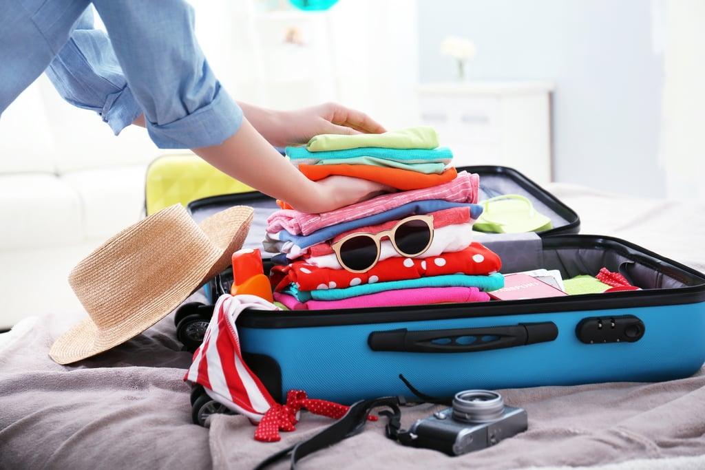 نصائح ماري كوندو في حزم الحقائب