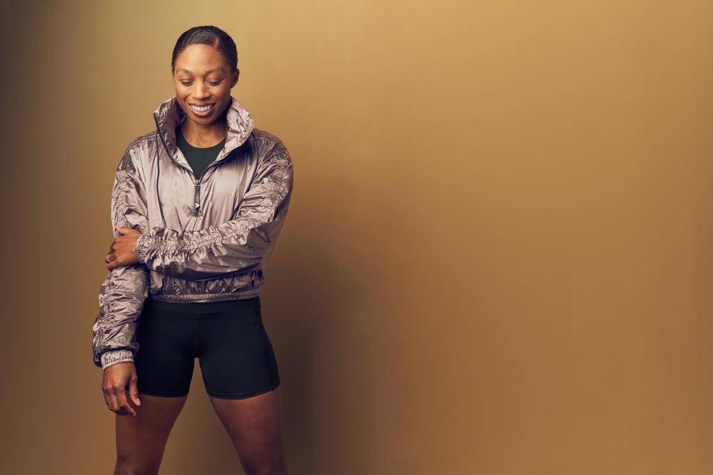 Allyson Felix's New Athleta Collection