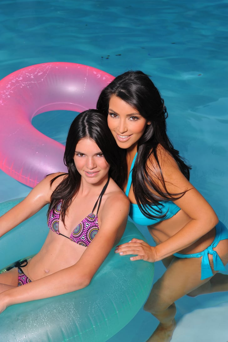 July 7 2009 Los Angeles 35 Reasons Kendall Jenner Was