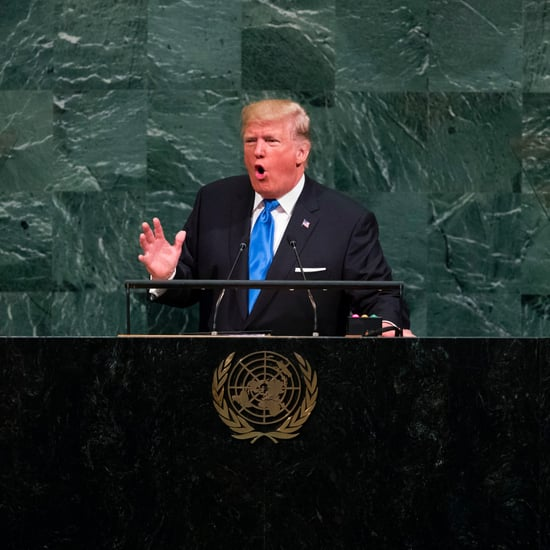 Donald Trump's UN General Assembly Speech 2017