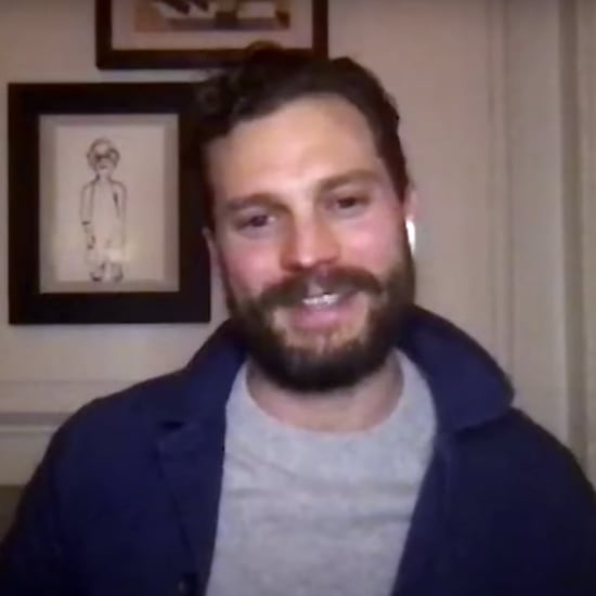 Jamie Dornan on Homeschooling and Having Patience | Video