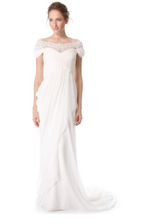 60b3cb9d Marchesa Grecian Illusion Gown (£3,501) | The Ultimate Guide to ...