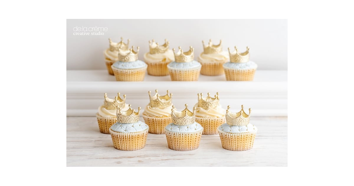 Royal Prince Baby Shower Cake POPSUGAR Moms