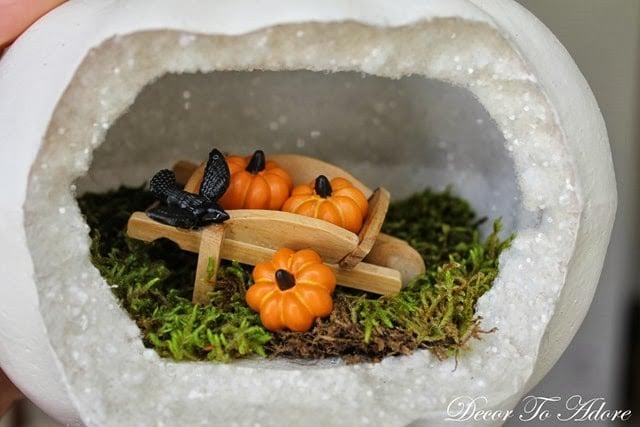 Fall Harvest Scene