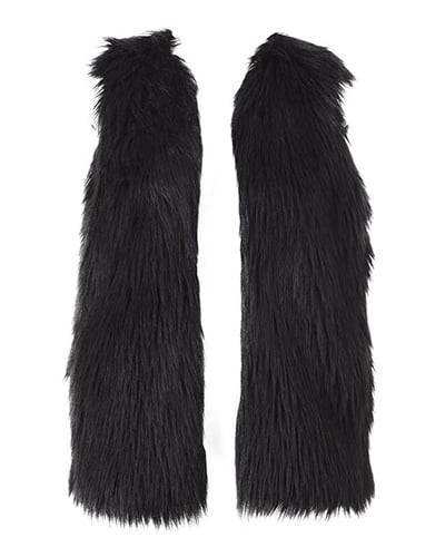 Fast Big Foot Fur Gillet, $199.95 from French Connection