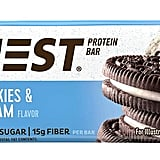 Quest Nutrition Cookies & Cream Protein Bar